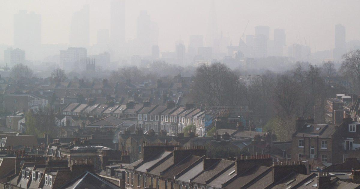 London's Air Quality Is a Problem, But Sadiq Khan's