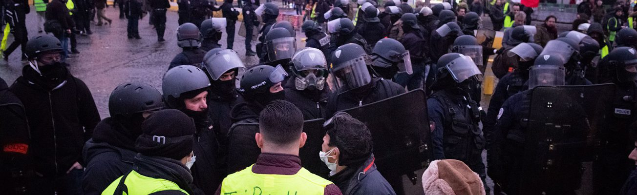 929fe605 How the Gilets Jaunes Launched a Movement Against Police Violence ...