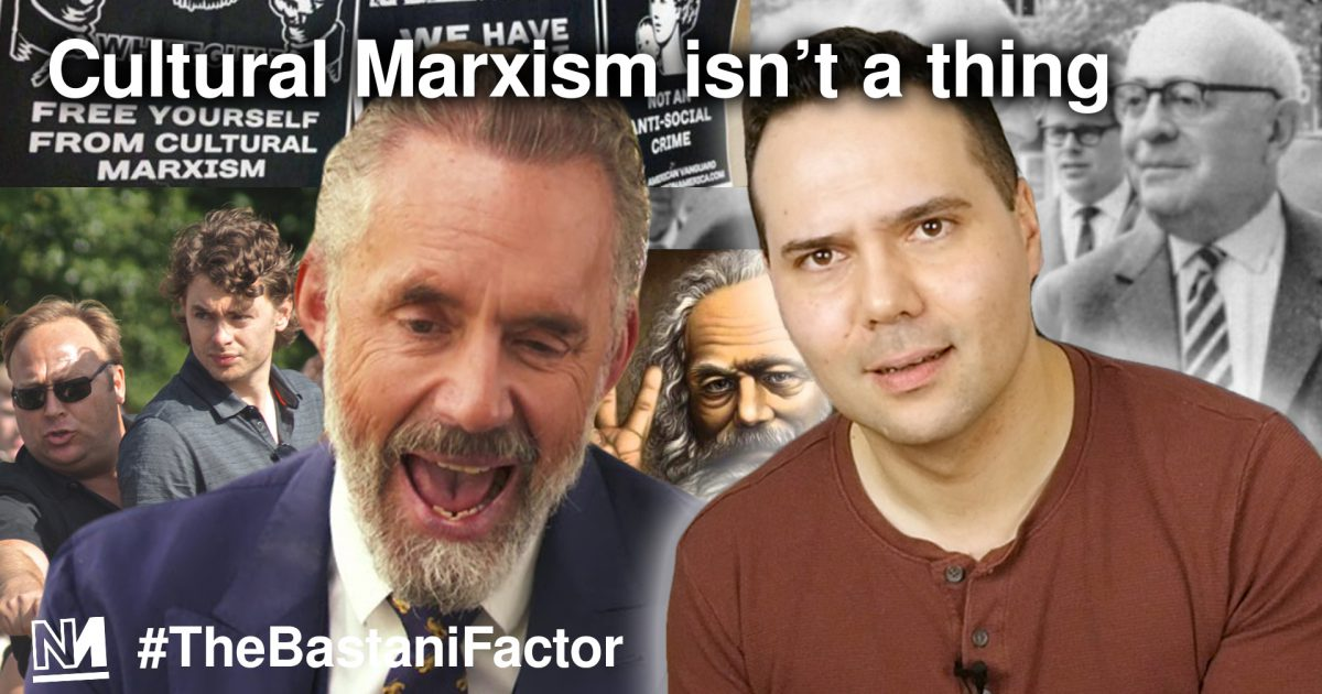 Cultural Marxism conspiracy theory