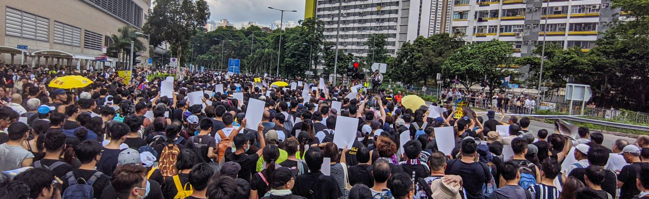 Political Strikes in Hong Kong: Not the First, and Probably