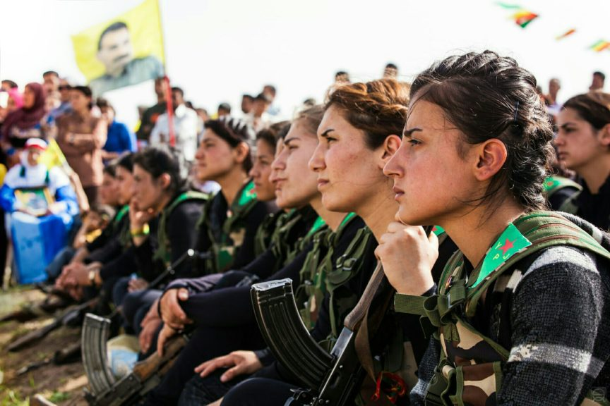 David Graeber Was Right to Recognise the Importance of the Kurdish Struggle