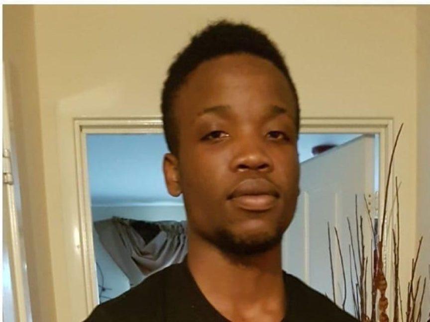 22-year-old Osime Brown.
