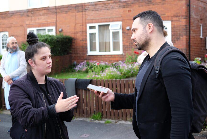 Tanisha Bramwell speaks to Aaron Bastani.