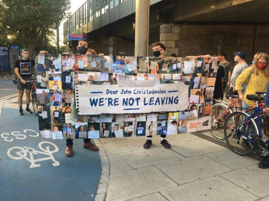 london rent activism organising housing