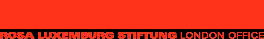Rosa Luxemburg Stiftung London Office Logo