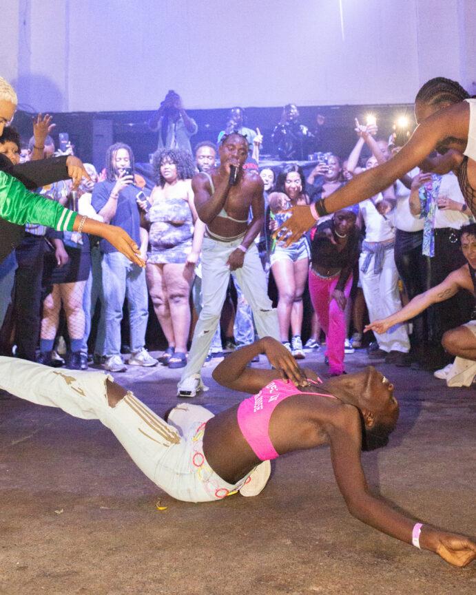 Black queer party nightlife dancing